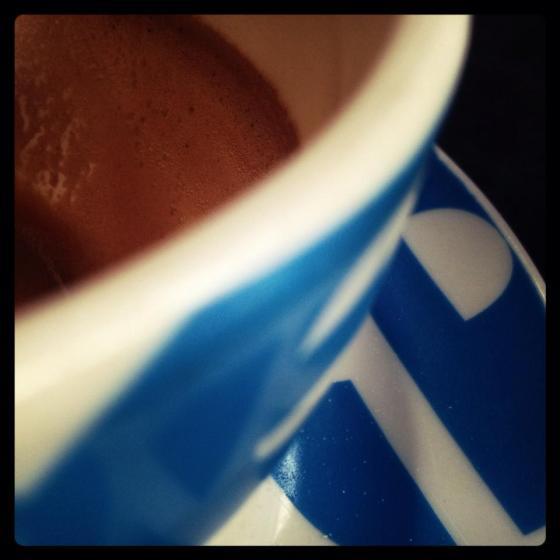 36-365Morning caffeine fix. Bar Merlo, QUT, Brisbane.