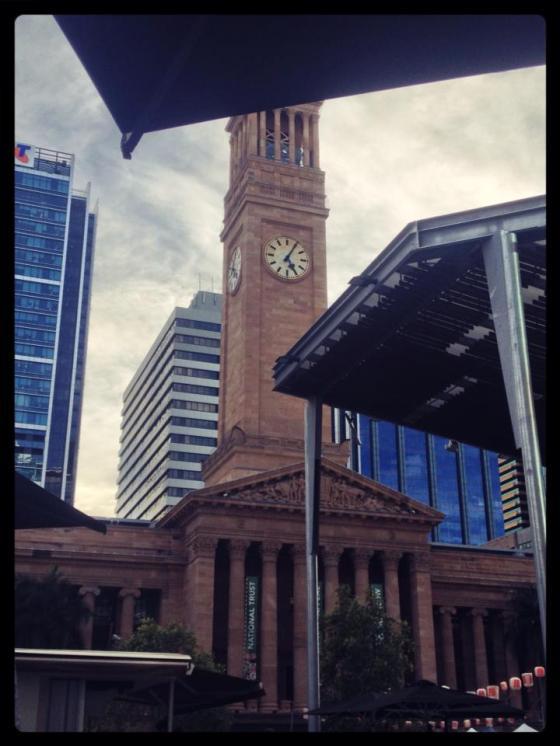 55-365The weekend's begun. King George Square, Brisbane.