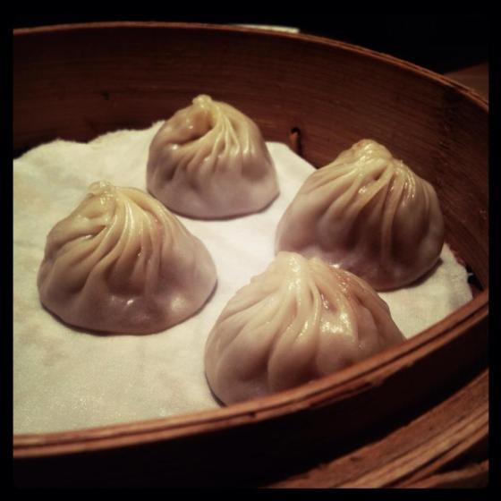 8-365 Din Tai Fung dumplings. Din Tai Fung, World Square, Sydney.