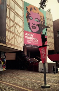 Andy Warhol, we meet again.